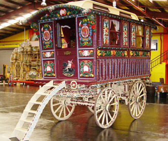 Fairground Follies Antique Mechanical Music Museum Sydney